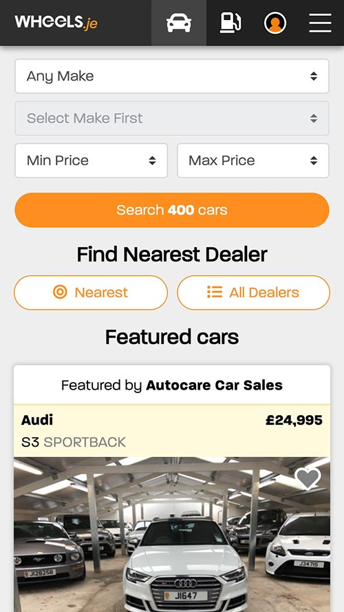 Nearest Dealer
